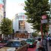 聖地巡礼記事:俺たちに翼はない アニメ版@渋谷(マルイ前・高架下2・アルバトロス前)