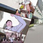 聖地巡礼記事:ピンポン THE ANIMATION@渋谷・高田馬場・池袋・十条・国立スポーツ科学センター