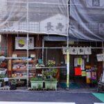 板橋の長寿庵にて、クリームシチューうどんとやらを食す。ついでに隣の縁切榎もいかがですか?