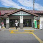 聖地巡礼記事:PERSONA4 the Golden ANIMATION 石和温泉駅