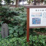 聖地巡礼記事っぽい:ChuSinGura46+1(忠臣蔵46+1)@松の大廊下跡・皇居東御苑を散歩する