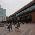 聖地巡礼記事:アステリズム 仙台駅前