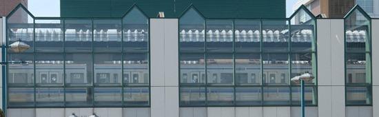 DSCF1631 072615 111820 AM - 【聖地巡礼】がっこうぐらし【東京(練馬駅)】アニメで町おこしを狙う練馬、区民プラザは萌えているか