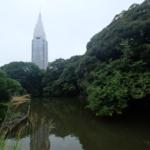聖地巡礼記:Forest@新宿御苑 雨の日の御苑を歩いてるとむしろ言の葉の庭を思い出すわけだが