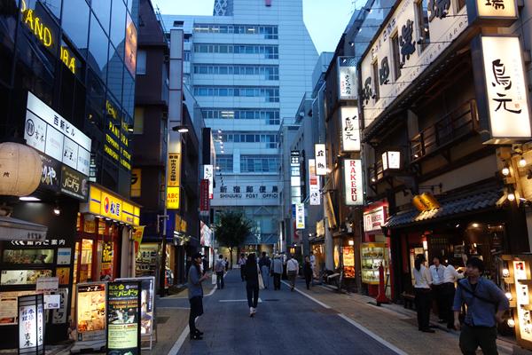 image24 - 聖地巡礼記:キャプテン・アース@新宿 移動経路はちゃんと再現する拘りがある作品