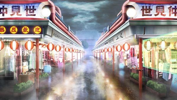 tokyonecro 027 - 聖地巡礼記:凍京NECRO@新宿・上野・浅草・荒川・日本橋 なんとラブホテル、実在するのであった