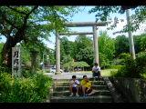 DSCF9734 - 上山城を見て、山形を散策、そういや来たことあったなと思い出した@東日本ツーリング7日目