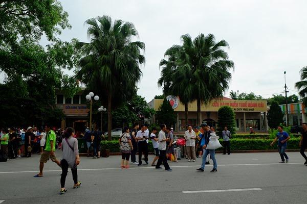 DSCF9861 - 東興(中国)からモンカイ(ベトナム)へ陸路で自転車と国境越えする
