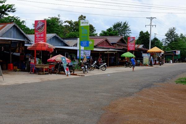 DSCF1662 - カンボジアからラオスへ抜ける陸路国境を賄賂を断って自転車で越える