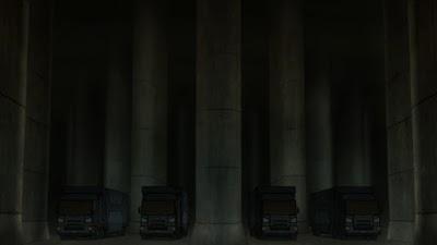 CE GAIKAKU 001 - 【聖地巡礼】キャプテンアース【埼玉県・春日部市(首都圏外郭放水路)】