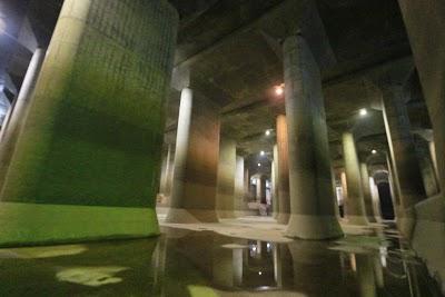 IMG 8509 - 【聖地巡礼】G線上の魔王@埼玉(春日部)首都圏外郭放水路を見学してきたぞ